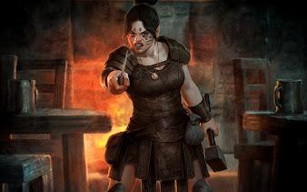 #13 Dragon Age Wallpaper