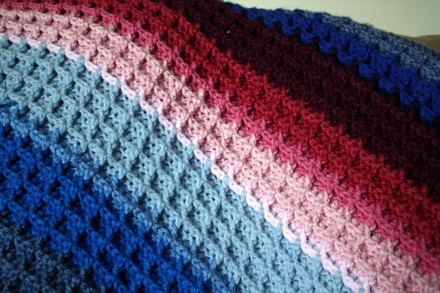 Suburban Jubilee Waffle Crochet Tutorial From Blankets To Dishcloths