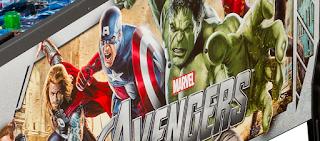 vending+machine+avengers Fliperama Vingadores