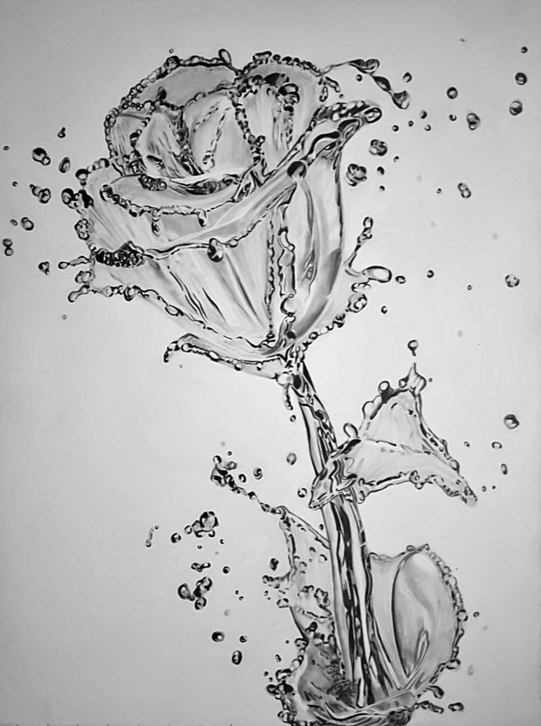 05-Rose-Paul-Shanghai-Hyper-Realistic-Water-Pencil-Drawings-www-designstack-co