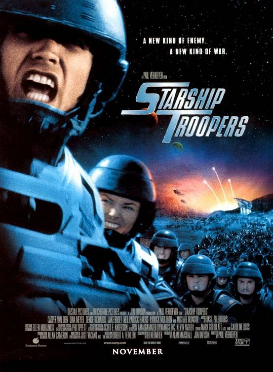 essays on starship troopers Starship troopers is a military science fiction novel by us writer robert a heinlein written in a few weeks in reaction to the us suspending nuclear tests, the.