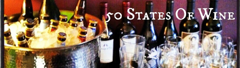 50 States of Wine - A Food, Wine, and Travel Blog