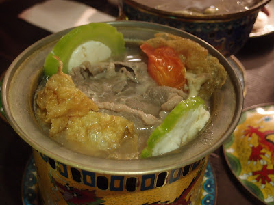 火锅自助餐