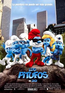 Los Pitufos 3D - online 2011 - Animación, Infantil