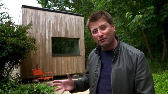 George clarke s amazing spaces season 2 episode 7 mobile cinema caravan and shipping - George small spaces collection ...