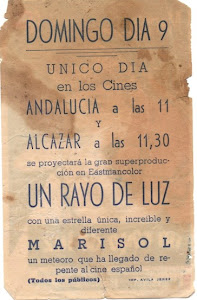 Cine Andaluca. Cine Alczar