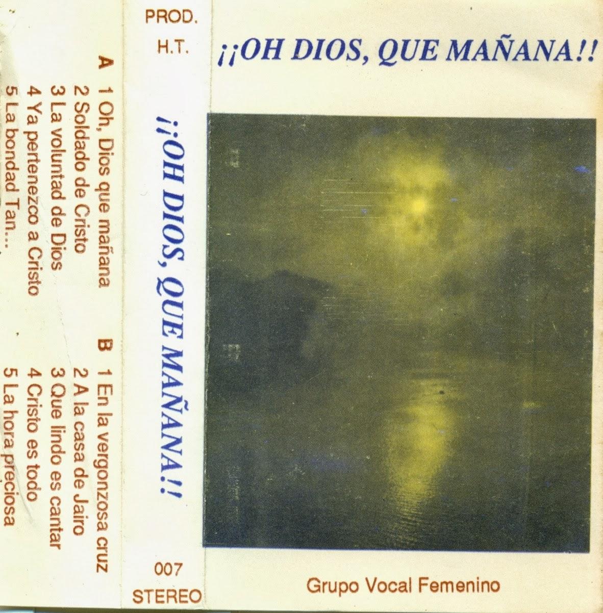 Coro IEP Ñuñoa-Vol 7-¡¡Oh Dios,Qué Mañana!!-
