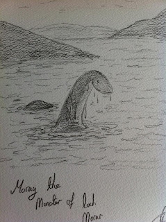 Loch ness monster research paper