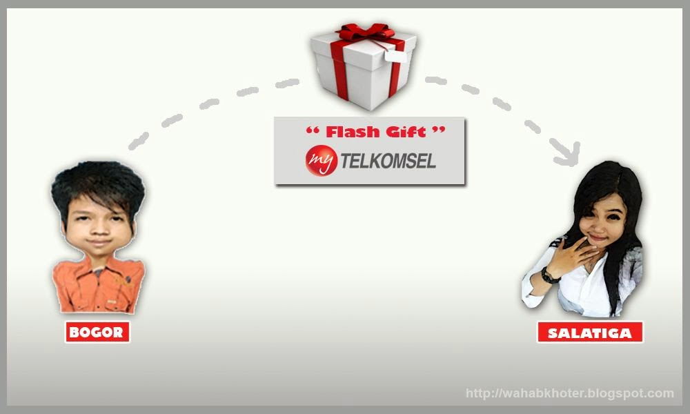 Flash Gift My Telkomsel Guru Pantura