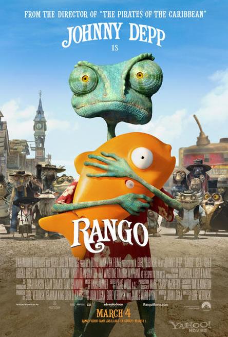 Rango – Dublado – 2011 – Ver Filme Online
