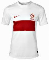 Euro 2012 Poland Home Jersey