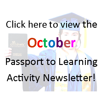 Passport Activity Newsletter October 2016