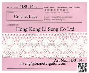Crochet Lace Manufacturer - Hong Kong Li Seng Co Ltd