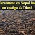 ¿Terremoto en Nepal fue un castigo de Dios?