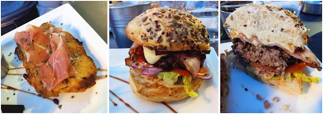 escalope de veau, cheeseburger, restaurant, Papy Mougeot, Nantes, bullelodie
