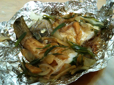 Steamed Fish Recipe ala Makoy