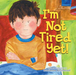 book cover 'I'm Not Tired'