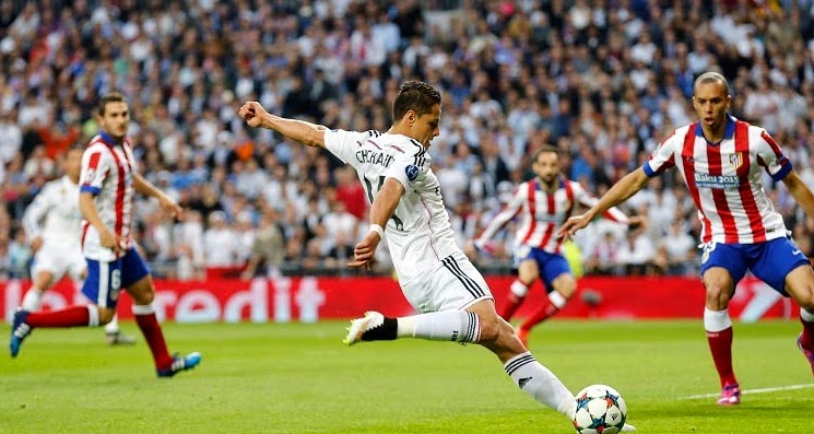 Results : Real Madrid 1-0 Atletico Madrid (Agg 1-0)