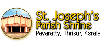 St.Joseph's Parish Shrine Pavaratty, Kerala, India