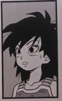 Gine, madre di Goku