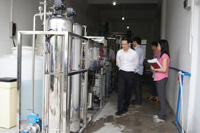 1000L RO water purifier