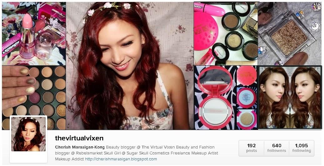 Instagram: @thevirtualvixen