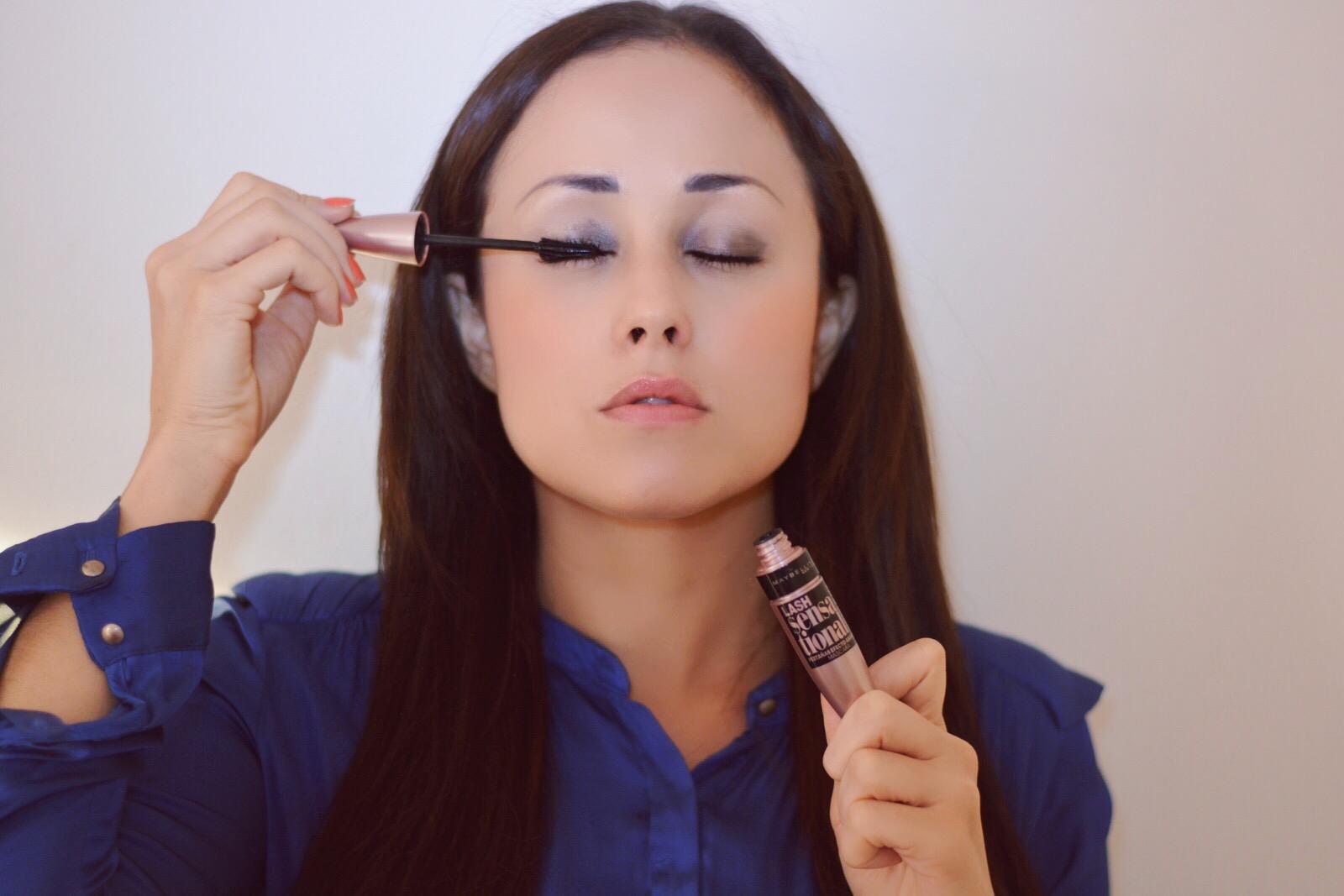 beauty, Beauty & Care, Blogger Italia, Ciglia Sensazionali Intense Black, Dream Satin Fluid, make it happen, Master Ink, maybelline