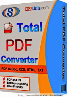 otal PDF Converter converts PDF files to HTML, DOC (Word), text, Excel, PostScript, CSV or image files