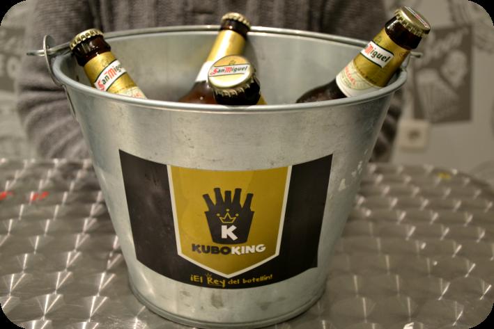 Cubo de tercios en Kubo King