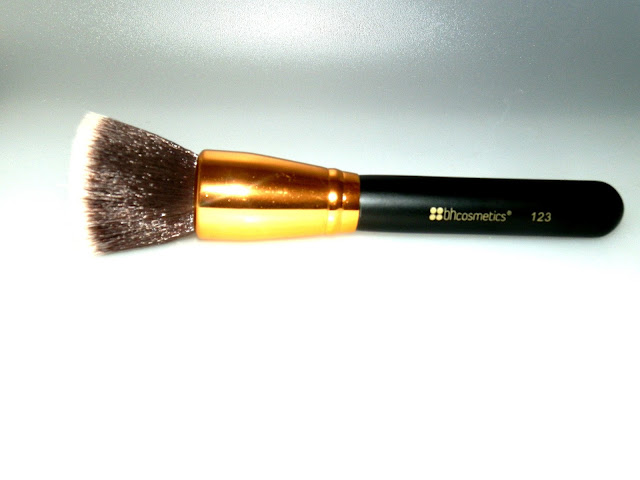Bh Cosmetics Sculpt & Blend2 10 Piece Brush Set 123 Flat Top Brush
