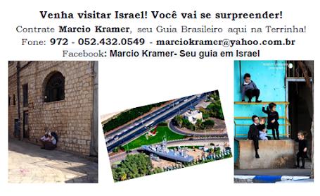 SEU GUIA BRASILEIRO EM ISRAEL