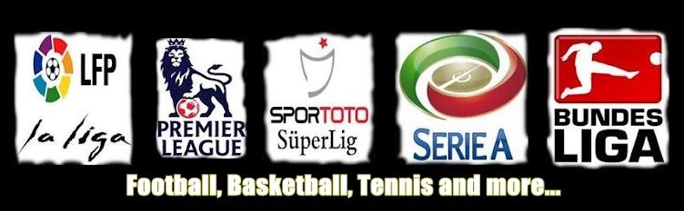 Football Basketball Tennis and more