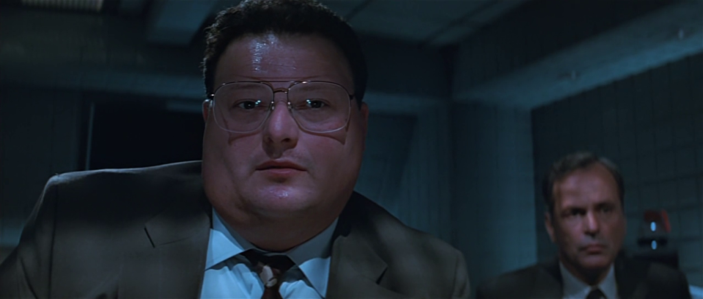 Wayne Knight Basic Instinct 1992 movieloversreview.blogspot.com