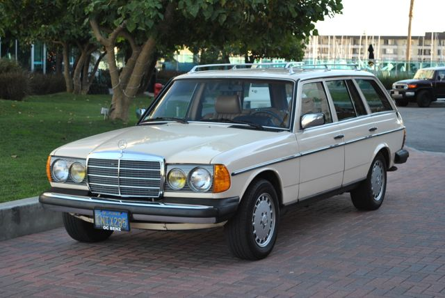 daily turismo 10k 1985 mercedes benz 300td wagon turbo