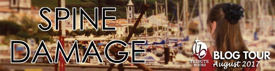 Spine Damage Blog Tour