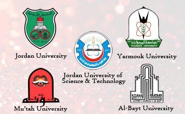 Logo Universiti di Jordan