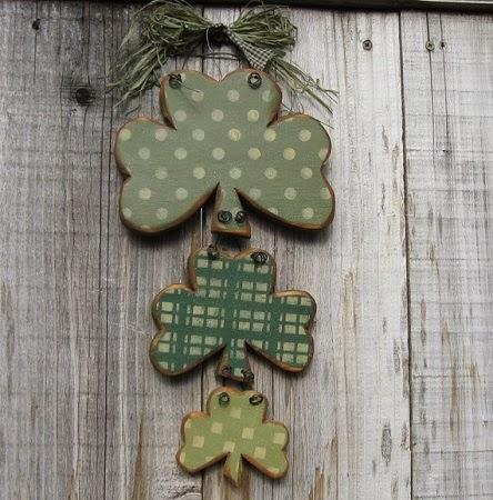 Treboles Reciclados, Ideas para el Dia de San Patricio o St. Patrick's Day