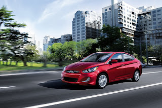 2013 Hyundai Accent - Upgraded