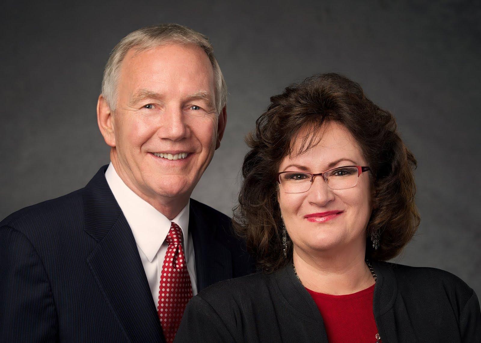 President & Sister Thompson