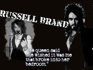 Russell Brand Wallpaper
