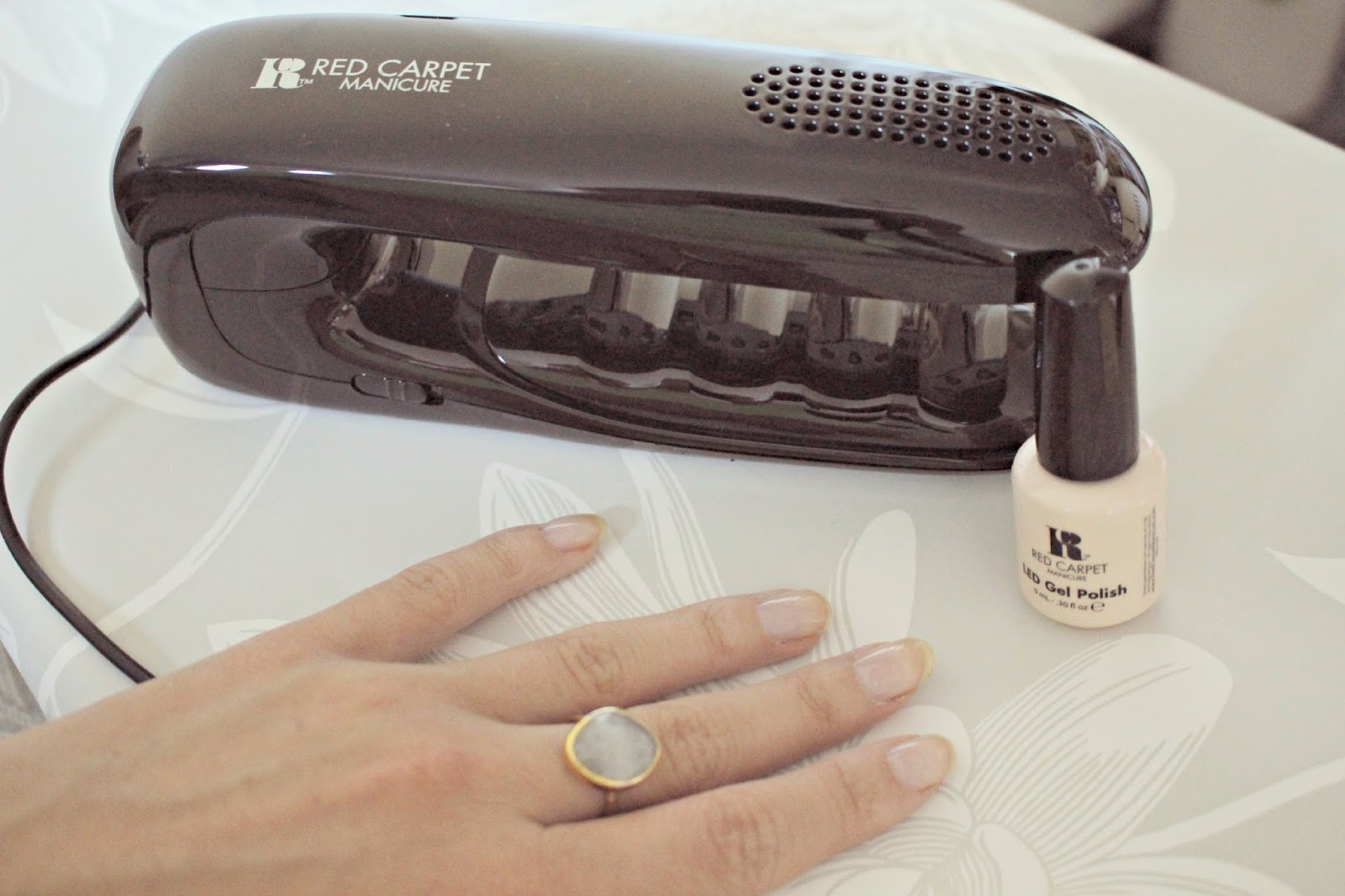 DIY French Manicure - Gel Nails Tutorial - Fashion Mumblr