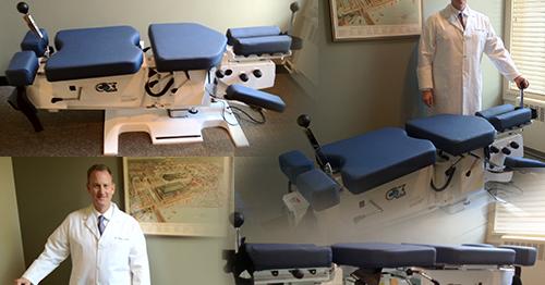 Chiropractic Care Ltd Cox 8 Flexion Distraction