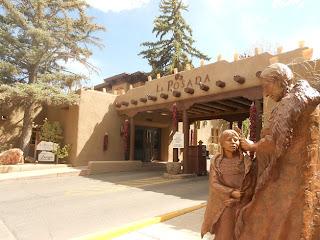 la posada hotel santa fe new mexico