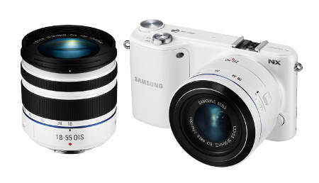 Samsung NX2000 with Extented Lens