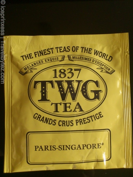 TWG Paris-Singapore Tea