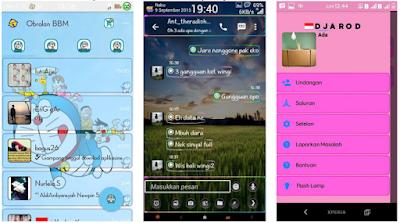 Download Kumpulan BBM Android Apk Terbaru 2015