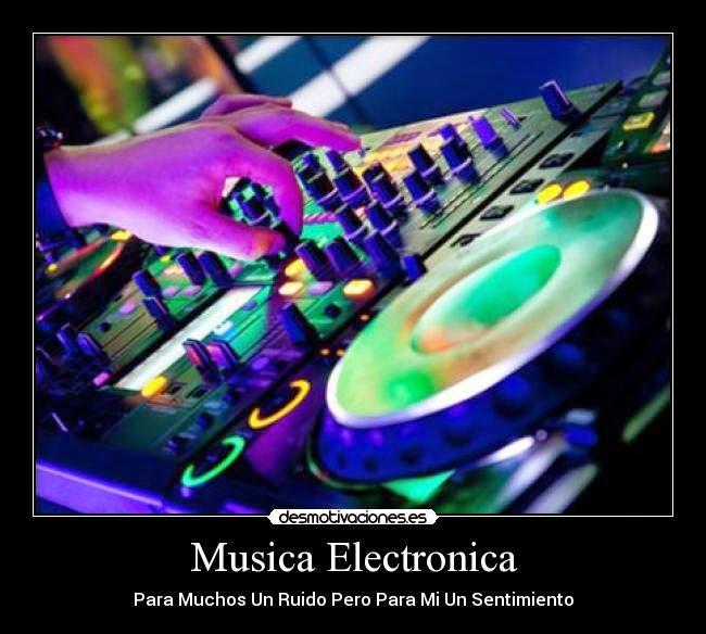 IMAGENES MUSICA ELECTRONICA