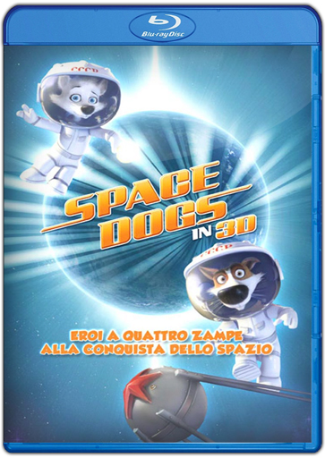 Space Dogs 3D HOU Latino