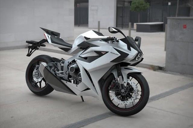 Honda CBR 1000RR ABS Bike Images