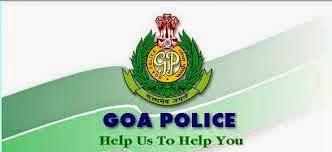 Goa Police constable Recruitment 2014